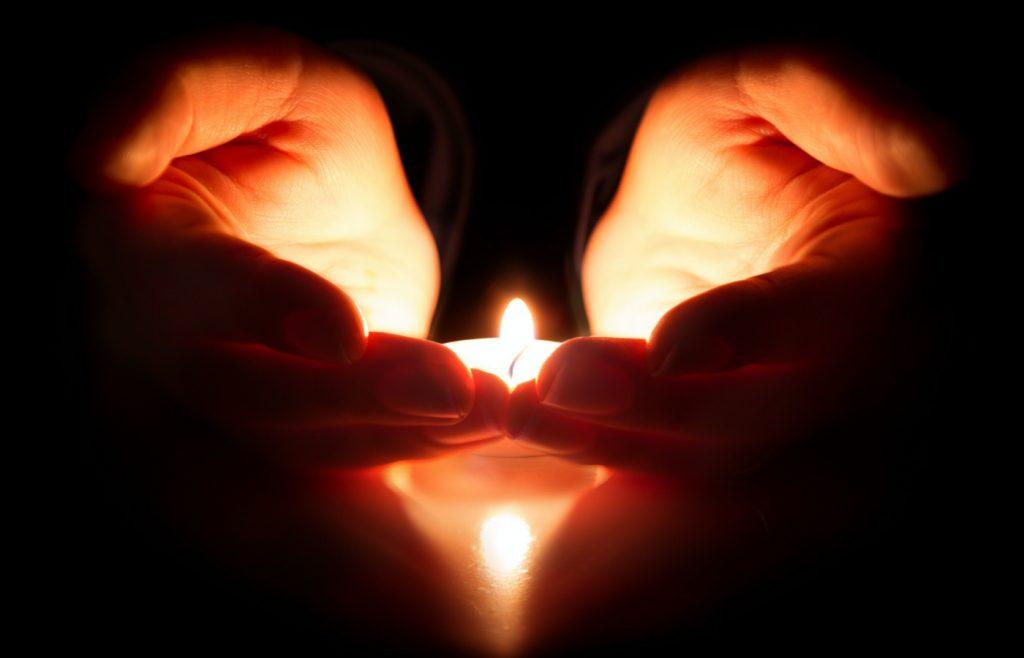 Pedro Regis – Keep the Flame of Faith Alive